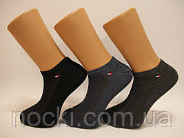 Носки мужские в сеточку Томми Хилфигер короткие