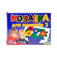 Мозаика для малышей №3