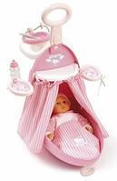 Smoby Игровой набор Раскладной чемодан Baby Nurse 24032