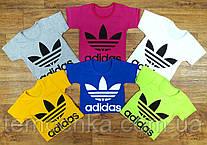 Супер яркие футболки Adidas.