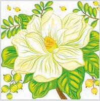 Салфетка Luxy Большой цветок