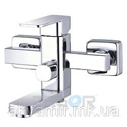 Смеситель для ванны Zegor LEB3-A123 хром