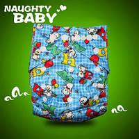 Eco Подгузник для новорожденных Premium Activ 3-16кг Памперс natural многоразовый натуральний pampers multiple, фото 1