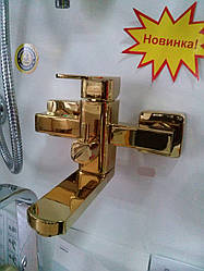 Смеситель для ванны Zegor LEB3-A123 G
