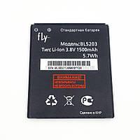 Аккумулятор на телефон Fly  IQ442 Quad Miracle 2/ IQ442Q.(BL5203)