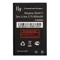 Аккумулятор на телефон Fly DS 103/107 (BL6411)