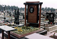 Элитный памятник Е-50