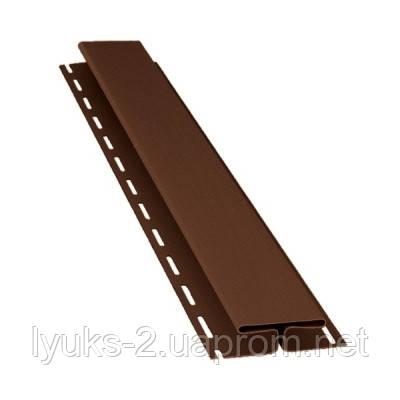 Планка H Аско соединительная (Asko) Польша коричневый, графит, бежевый