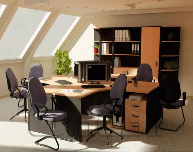 Корпусная мебель Уно (Uno) в интерьере