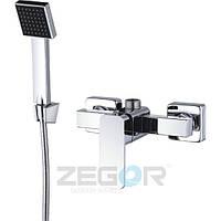 Смеситель для душевой кабины Zegor LEB5-A123