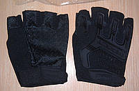 Тактические беспалые перчатки Mechanix M-PACT Gloves (реплика).