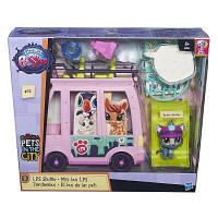 Игровой набор Hasbro Littlest Pet Shop Автобус (B3806)