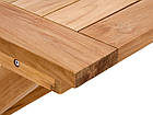 Стол обеденный деревянный  034, фото 3