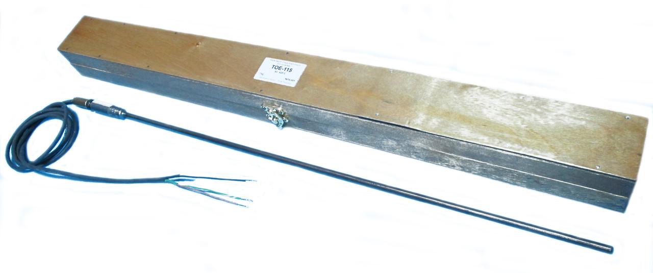 Термометр опору еталонний ТОЕ-115