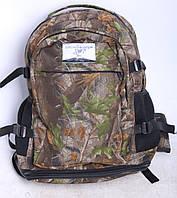 Камуфлированный рюкзак-трансформер (Дуб темный)