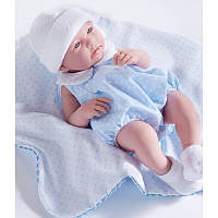Кукла младенец мальчик Nino, 43см, Berengue