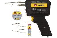 Паяльный пистолет импульсный, трансформаторный, 150Вт TOPEX (44E005), фото 1