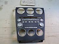 Консоль центральная, кнопки Mazda 6, 2004 г.в. GJ8S669H0A