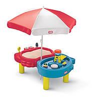 Детская песочница-стол Тихая гавань Little Tikes 401L