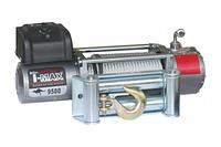 Лебедка T-Max EW-9500/12V (4,3Т) с стальным тросом