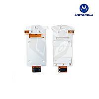 Шлейф для Motorola V8, динамика (оригинал)