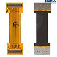 Шлейф для Nokia 5730, межплатный, с компонентами (оригинал)