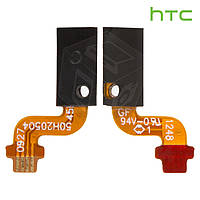 Шлейф для HTC Windows Phone 8S A620e, кнопки включения, оригинал