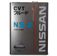 NISSAN CVT Fluid NS-2 4л