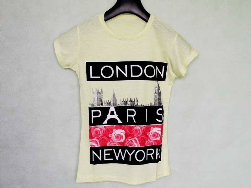 """Футболка женская """"London"""""""