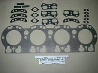 Прокладка головки блока стальная (пр-во ЯМЗ) с уплот.кольцами