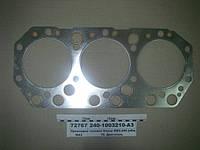 Прокладка головки блока ЯМЗ 240 (в металле) (пр-во Россия)