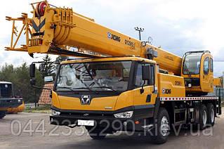 Аренда автокрана 25 тонн - Киев и область