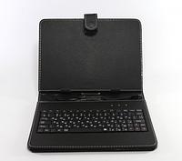 Чехол на планшет + KEYBOARD 9 micro , фото 1