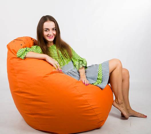 Кресло-груша XXL | ткань Oxford, фото 2