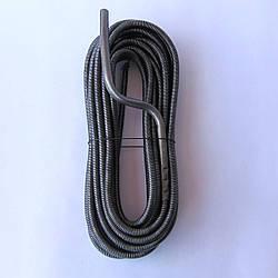 Трос для чистки канализации ➡️ D=10 мм / L=15 м ➡️ Канализационный трос