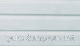 Карнизная подшивка Соффит белый (Польша)