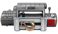Лебедка T-Max EWI-10000/12V (4,6т) с стальным тросом