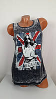 Женская футболка  Британия