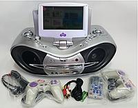 Бумбокс игровой с дисплеем и джойстиками BDD138J