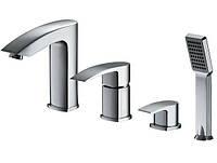 Смеситель для ванны на 4 отверстия MU6132 Omnires