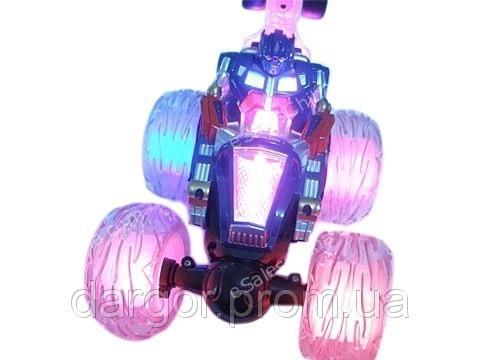 Машинка акробатик acrobatic car