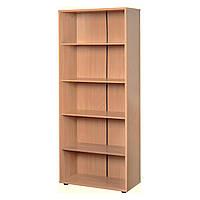 OM-20 Шкаф для документов (720х360х1900мм) бук/бук (ПКМ)