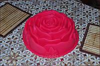 Роза силиконовая, фото 1