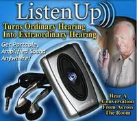 Усилитель звука Listen Up