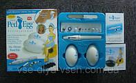 Профессиональный набор для педикюра Ped egg(18предметов), фото 1