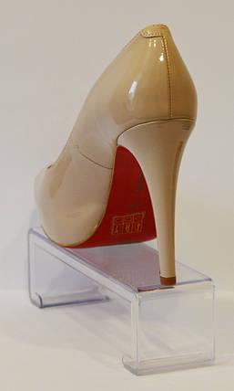 Туфли женские лакированные Bravo Moda 1431, фото 2