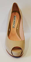 Туфли женские лакированные Bravo Moda 1431, фото 3