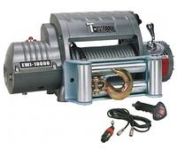 Лебедка T-Max EWI-10000/24V (4,6т) с стальным тросом
