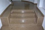Лестницы из гранита, гранитные ступени, фото 2