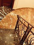 Лестницы из гранита, гранитные ступени, фото 4